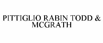 Pittiglio Rabin y Mc Grant ,AMR