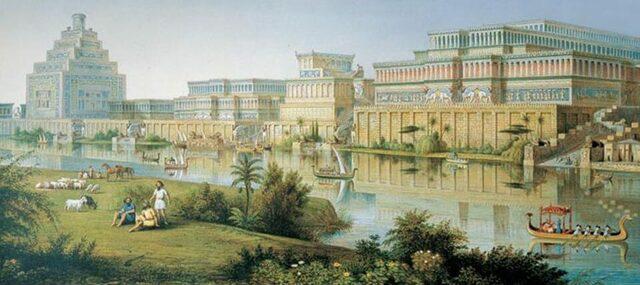 El control de los ríos: Mesopotamia y Egipto