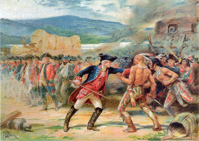 French take Fort William Henry