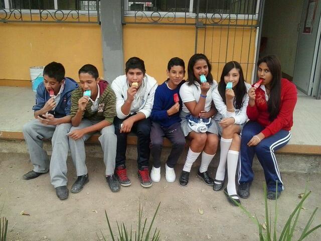 Amistades de secundaria (Pasado)