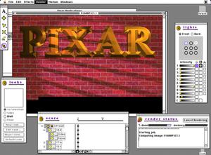 Renderman el Software de Pixar