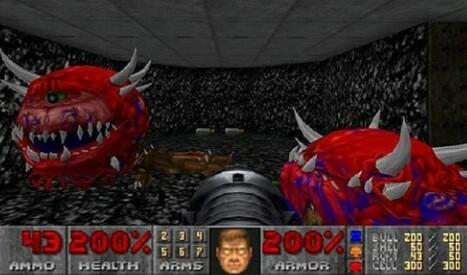 Motor Gráfico para Doom3.