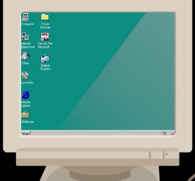 Windows 95 - 1995