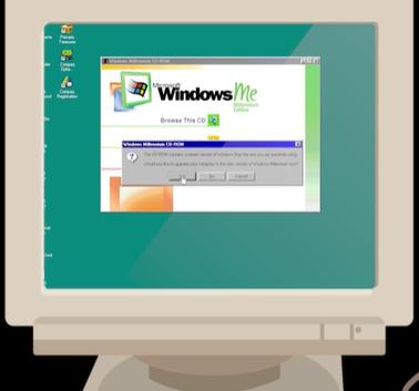 Windows Me - 2000