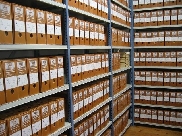 Responsabilización del cuidado del archivo.(Colombia )