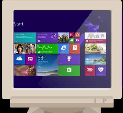 Windows 8 - 2012