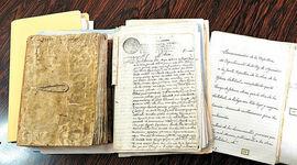 Evolución de la historia archivística timeline