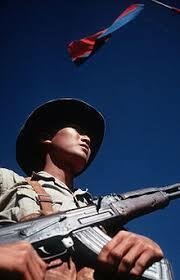 La Formación del Vietcong.