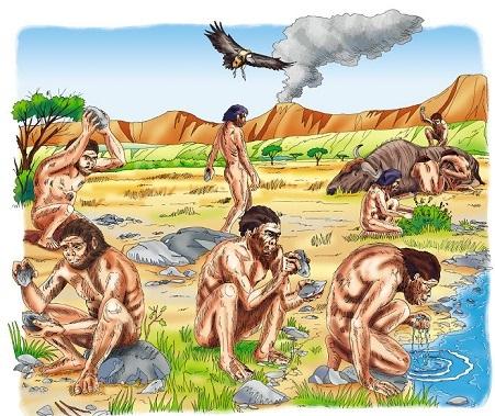 Homo Habilis (2.400.000 a.C)