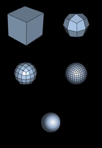 Algoritmo Catmull-Clark