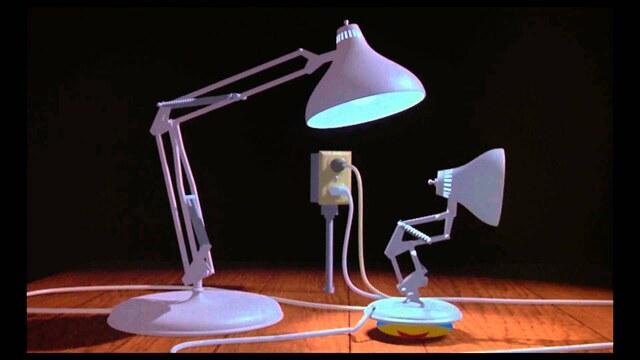 Primer cortometraje de pixar
