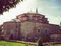 Iglesia de los santos Sergio y Baco.