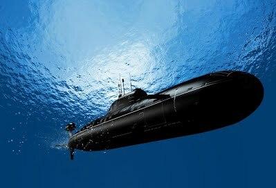 Invenció del submarí