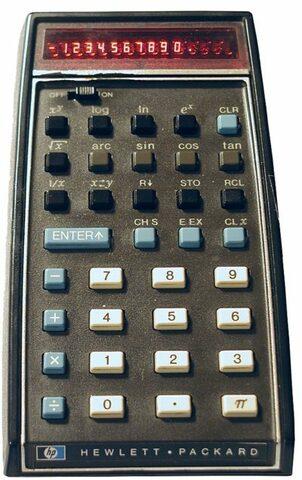 Invenció de la primera calculadora