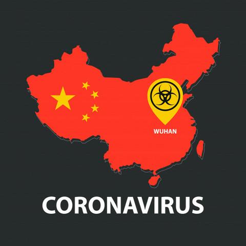 1ª caso del coronavirus en Wuhan