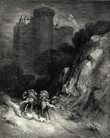 els castell de  barbul