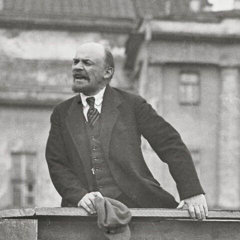 Mort de Lenin