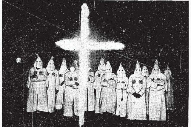 KKK was a Popular Racist Group