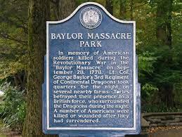 Baylor Massacre