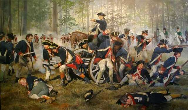 Battle of Hobkirk's Hill