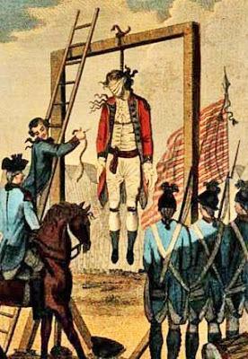 Execution of Major John Andre