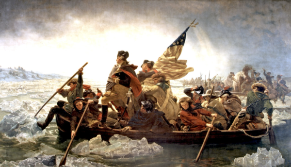 Crossing of the Delaware