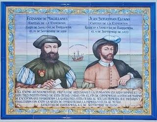 Primera volta al món per Magallanes i Elcano