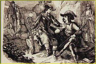 Serrallonga rapta a la Joana