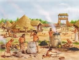 Epoca primitiva 20.000 a.c