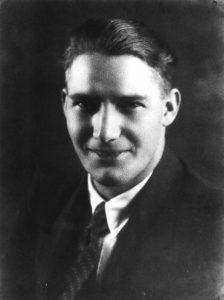 Nacimiento de James B. Lansing, Illinois, EE.UU.