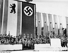 Establecimiento de regimenes fascistas