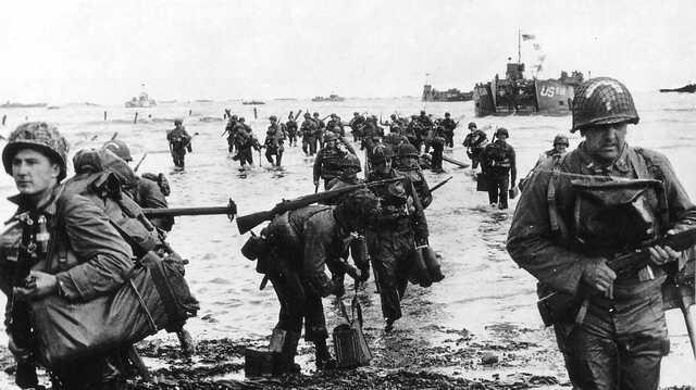 Desembarco en Normandia