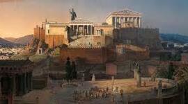 la storia greca timeline