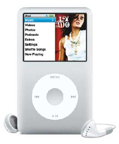 iPod Classic 6th Generation