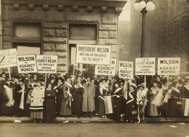 Votes for Women! The 19th Amendment