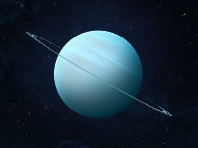 Descobriments - El Planeta Urà
