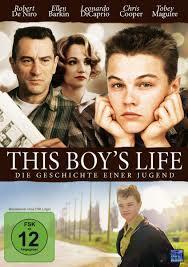 Primeiro filme- This Boy's Life