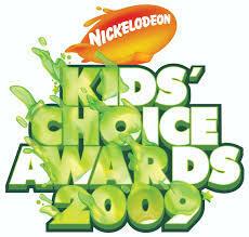 Ganhou o Kids Choice Awards da Nickelondeon