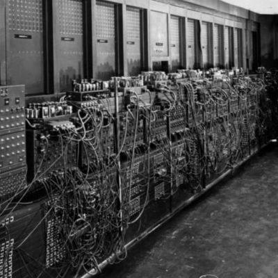 Generacion de la computadora timeline