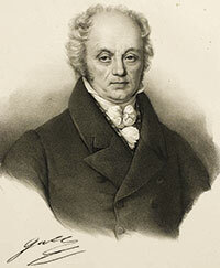 Franz Joseph Gall (1758 – 1828)