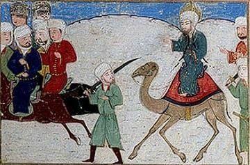 La Hégira. - Migración de Mahoma a Medina (Yatrib).