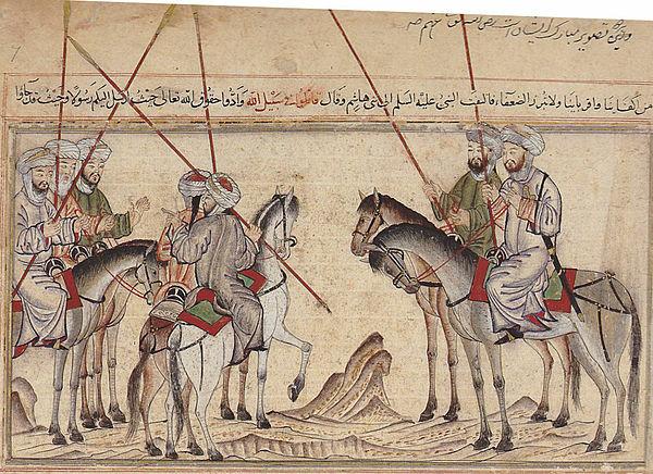 Batalla de Badr.