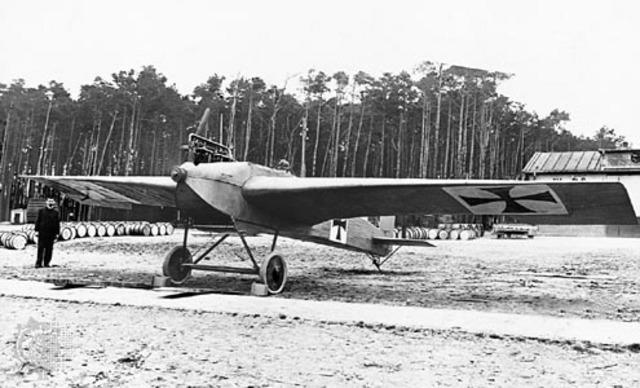 Junkers J1 Flight
