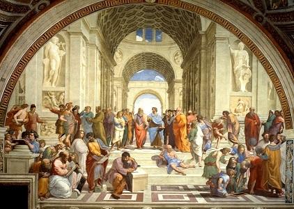 Las ideas económicas de Platón y Aristóteles