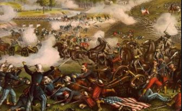 FirstBattle of Bull Run  July 21 1861