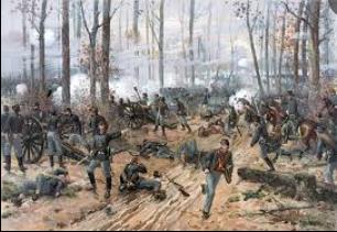 Battle of Shiloh April 6th -April 7th 1862