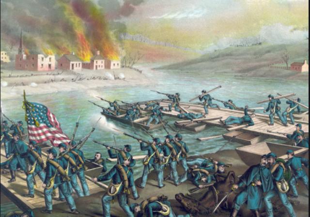 Battle of Fredericksburg Dec 11, 1862 – Dec 15, 1862
