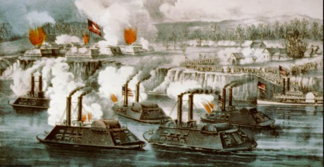Battle of Arkansas Post Jan 9, 1863 – Jan 11, 1863