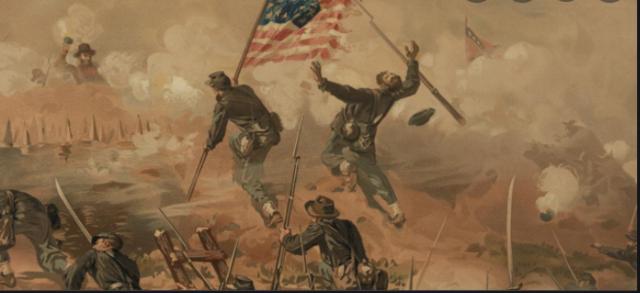 Siege of Vicksburg May 18, 1863 - July 4th, 1863