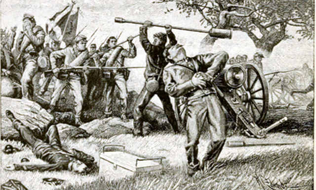 Battle of New Market May 15 1864